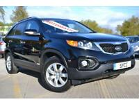 2012 Kia Sorento 2.2 CRDi KX 2 5dr Auto 7 Seats 5 door Estate