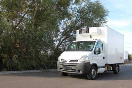 Man With a Refrigerated Van - Perth to Gingin and/or  Yanchep