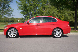 2007 BMW 3-Series 335xi Berline
