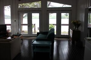 Beautiful Mazinaw Lake Cottage for Rent with views of Bon Echo!