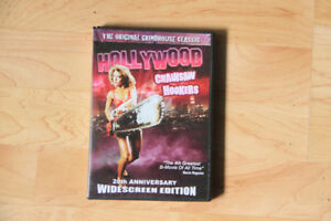 Hollywood Chainsaw Dvd For Sale