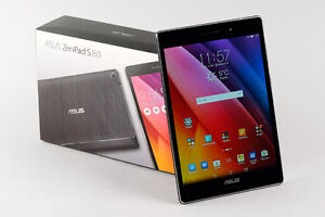 Talette, Tablet Asus Quadcore Intel 8.0 IPS Screen Android Neuf