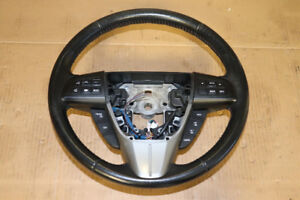 2013 MAZDASPEED MS3 Hatchback Turbo OEM Steering Wheel/ Controls