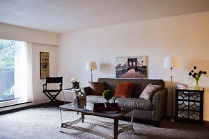 Large and Sunny 2 Bedroom Suite - June 1