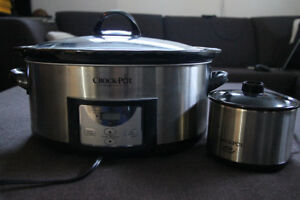 Croque Pot *** Slow Cooker