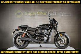 2017 17 HARLEY-DAVIDSON STREET ROD 750CC 0% DEPOSIT FINANCE AVAILABLE