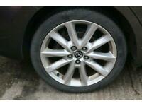 2018 Mazda Mazda3 2.2d Sport Nav 5dr [Leather] Hatchback Diesel Manual