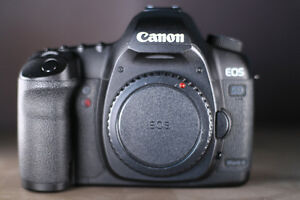 Great condition Canon 5D Mark II (Mark 2) with accessories