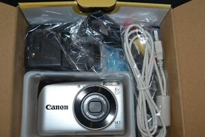 BRAND NEW CANON POWERSHOT A2200 DIGITAL CAMERA