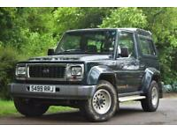 1998 DAIHATSU FOURTRAK INDEPENDENT TDX