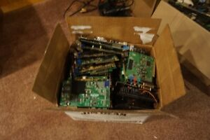Computer parts or Gold Recovery