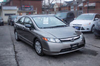 2006 Honda Other DX-G Sedan CERTIFIED AND E-TESTED