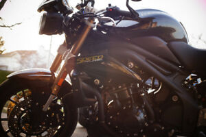 2014 Triumph Speed Triple ABS  - MINT/LOW KMS (7995kms)