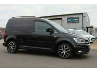 2017 Volkswagen Caddy 2.0 TDI C20 BlueMotion Tech Black Edition EU6 (s/s) 5dr Pa