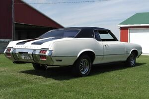 1972 Oldmobile Cutlass Supreme