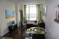 Stylish 1 Bedroom Condo in St Clair West, Steps to Subway
