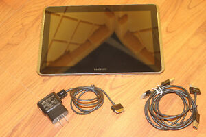 "Samsung Galaxy Tab 2 10.1"" 16GB, WiFi Tablet Titanium S - USED"