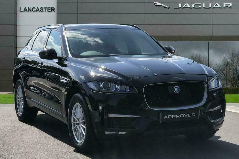 2018 Jaguar F Pace R Sport Diesel Black Automatic In Sevenoaks Kent Gumtree