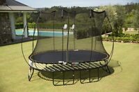 WANTED SPRINGFREE Trampoline ASAP CASH waiting
