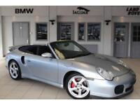 2003 53 PORSCHE 911 3.6 TURBO 2D 420 BHP