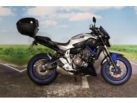 Yamaha MT-07 ABS 2016
