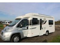 Swift Bolero 682FB 2014 4900 Miles Automatic 4 Berth Lowline Motorhome 2014/14