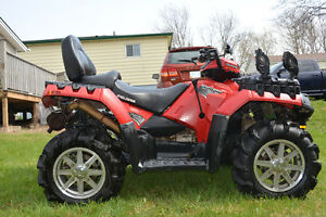 550 Sportsman 2 Up Seat with EFI