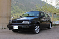 1997 Volkswagen Golf GL Hatchback