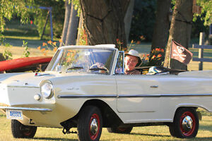 Amphicar - fully restored