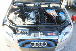 PARTING OUT AUDI A4 2006, 2.0T, Automatic, FWD CVT 88K