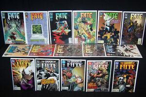 1995 DC Fate / Book of Fate Comic Lot High Grade 16pcs