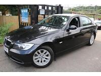 BMW 320I SE Auto Black 4 Door Saloon FSH Long MOT Automatic Finance Available