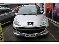 Fantastic Condition Peugeot 207 SW - 2 Keys, 2 Previous Owners