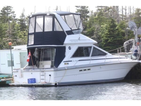 Used 1988 Sea Ray Boats 34.5 ft. searay sundancer