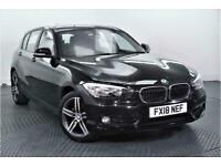 2018 BMW 1 Series 116D 116d Sport 5-door 1.5 5dr 5 Door Sports Hatch Manual Dies