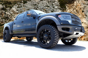FUEL OFF-ROAD  20 Wheel + Tire Package  ( FORD F-150 Fitments)