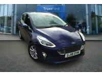 2018 Ford Fiesta 1.0 EcoBoost Zetec 5dr with Rear Parking Sensors and Satellite