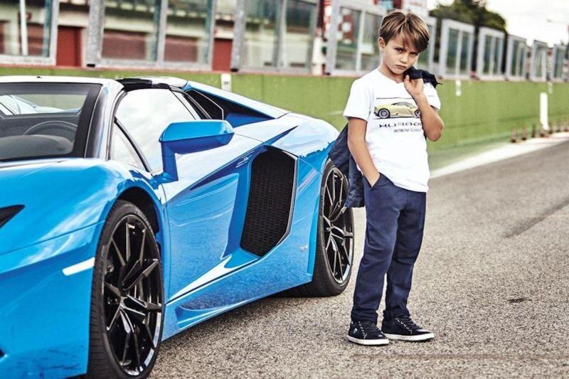 Product photo by Lamborghini