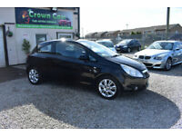 Vauxhall Corsa 1.2i 16v SE BLACK 2011 MODEL +BEAUTIFUL CHERISHED CONDITION