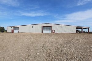 Equestrian Facility & Log Home - Unreserved Auction - Lacombe AB