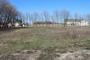 2 buildings lots available in St. Claude, MB