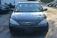 2005 TOYOTA CAMRY LE 4CYL - 1 OWNER - NO ACCIDENTS - CLEAN!