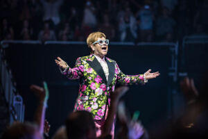 Elton John- Floor Right, Row 33- Scotiabank Arena- Oct. 22, 2019