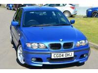 2004 BMW 3 Series 2.0 318i Sport 4dr Saloon Petrol Manual