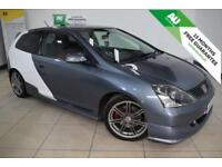 2005 05 HONDA CIVIC 2.0 TYPE-R 3D 200 BHP