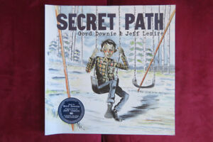 """The Secret Path"" by Gord Downie and Jeff Lemire for sale."
