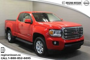 2016 GMC Canyon Extended 4x4 SLE