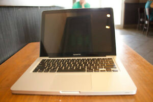 Loaded Super MacBook Pro 13' 2012 2.9GHz i7 16GB 500HDD