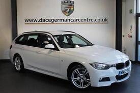 2014 63 BMW 3 SERIES 2.0 320D XDRIVE M SPORT TOURING 5DR 181 BHP DIESEL