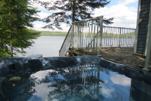 Relax and unwind at the cottage!